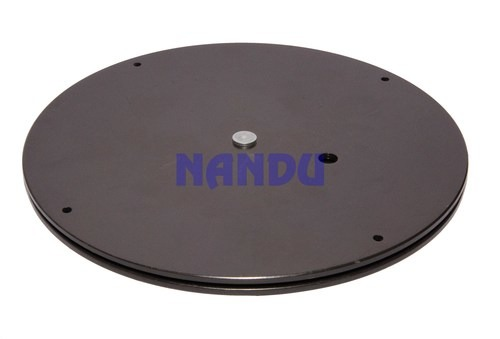 M.S. Round Revolving Plate