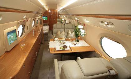 Aircraft Interior Liquid Cleaner