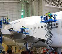 aircraft exterior cleaner