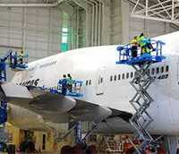aircraft exterior cleaner