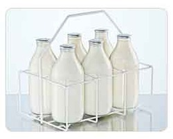 Liquid Chlorine Dioxide for Milk Processing