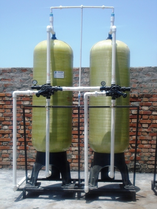 Water Softening Plant -FRP