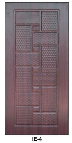 Decorative Embossed Door