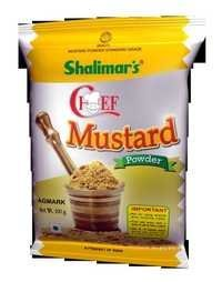 Yellow Mustard Seed Powder