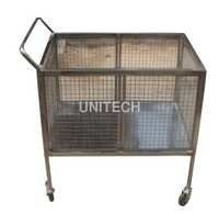Wire Mesh Trolley/ Cage Trolley