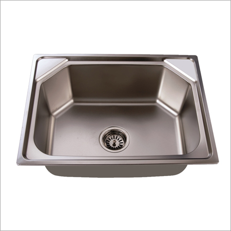 Designer Kitchen Steel Sink