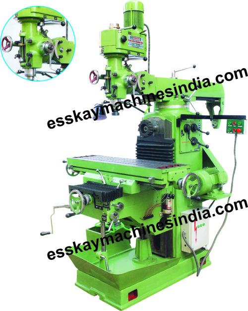 Universal MITR Milling Machine PUA