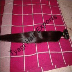 Indian Virgin Machine Weft Hair