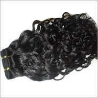 Machine Weft Hair