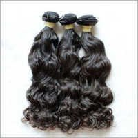 Indian Natural Wavy Hair