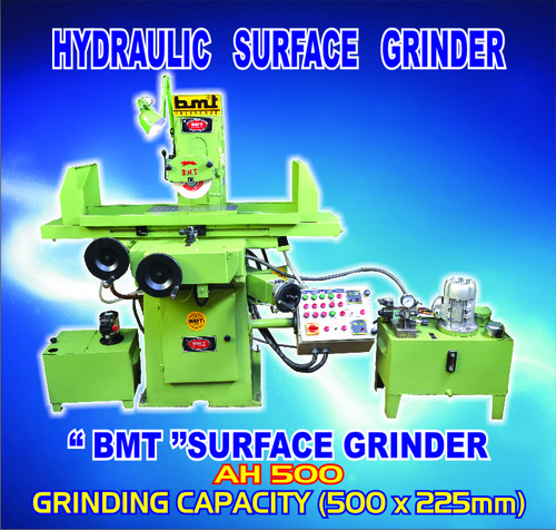 Precision Surface Grinders
