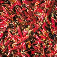 Natural Dry Red Chillies