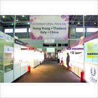 Shell Scheme International Pavilion