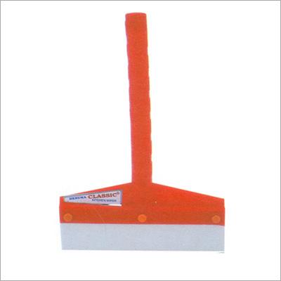 Plastic Floor Cleaning Wiper
