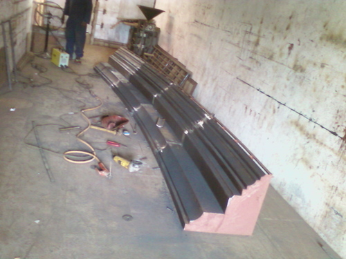 Steel Moulding for Cornice / Elevations