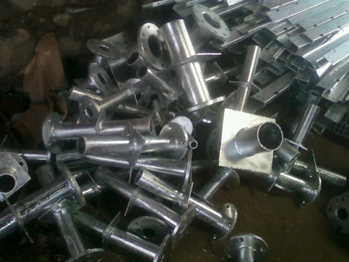 Galvanized Pipe Sleeves