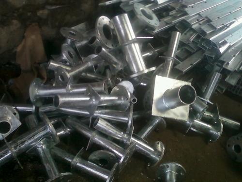 Galvanized Pipe Sleeves