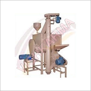 Mini Feed Mixing Plant