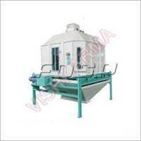 Counterflow Pellet Cooler