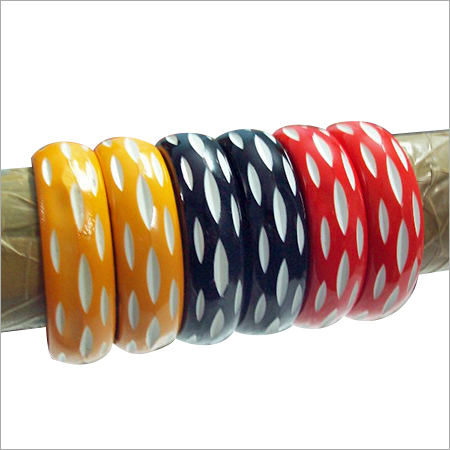 Nylon Plastic Bangle