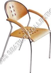 Wooden Canteen Chair
