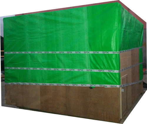 Light Weight Wooden Cargo Boxes