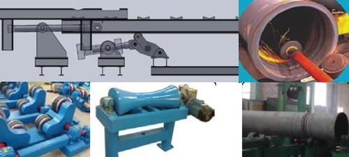 Tri-Grinding & Barrel Grinding Equipments