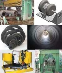 Cement Lining Machine and Spares