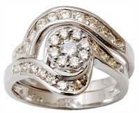 Latest Gold Diamond Ring