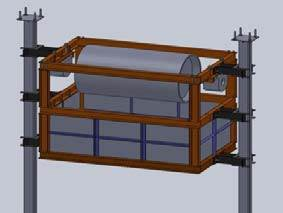 Take Up Units for Conveyors