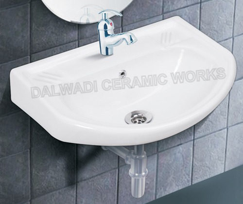 20X16 Mounted Wash Basin