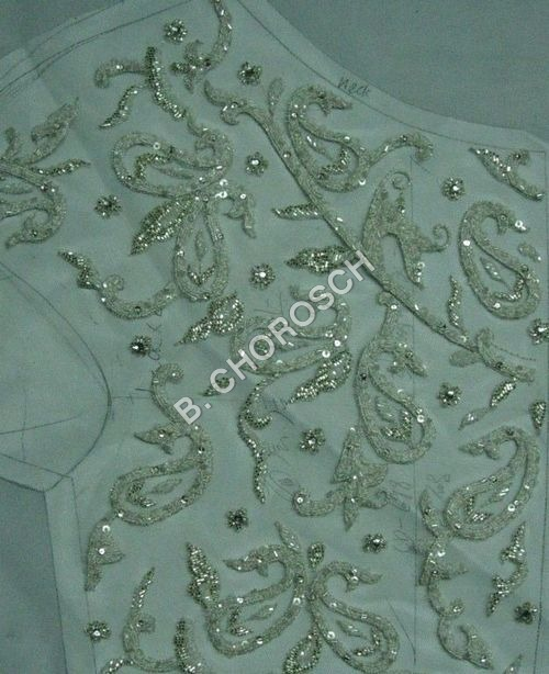 Embroidered Bridal Work