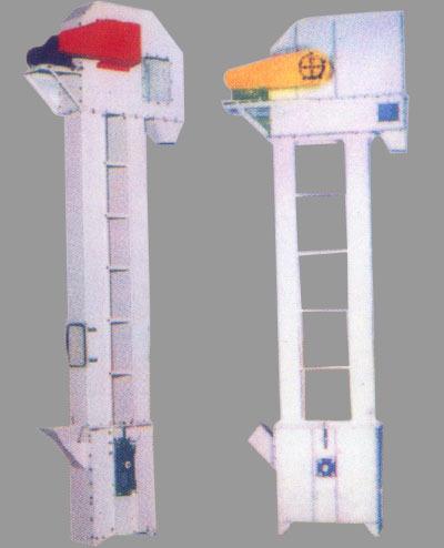 VERTICAL BUCKET ELEVATOR