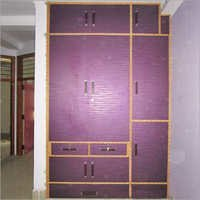 Wooden Wall Almirah