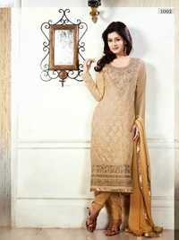 Fancy Churidar Salwar Suit