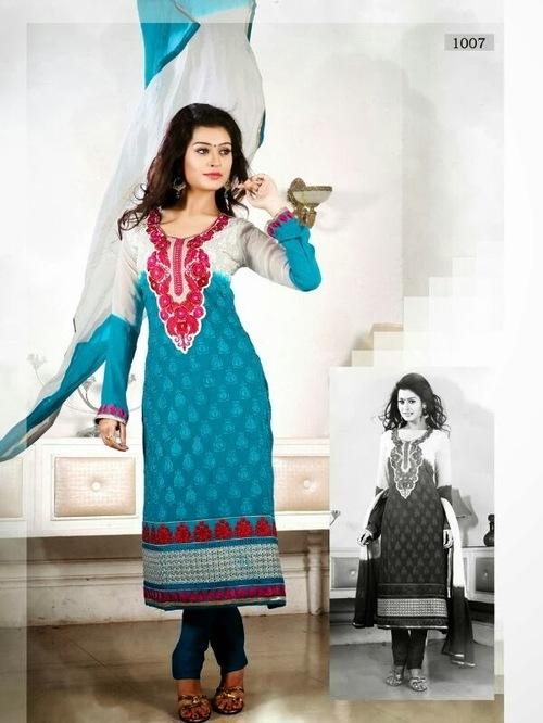 Indian Georgette Salwar Suits