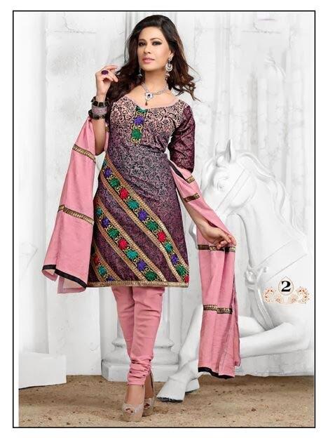 Printed Ladies Salwar Suits