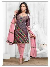 Printed Ladies Salwar Suits