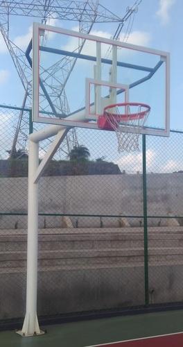 Basketball Pole Tournament Pattern