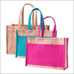 Colored Jute Bag