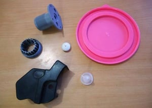 Industrial Molded Plastic Components