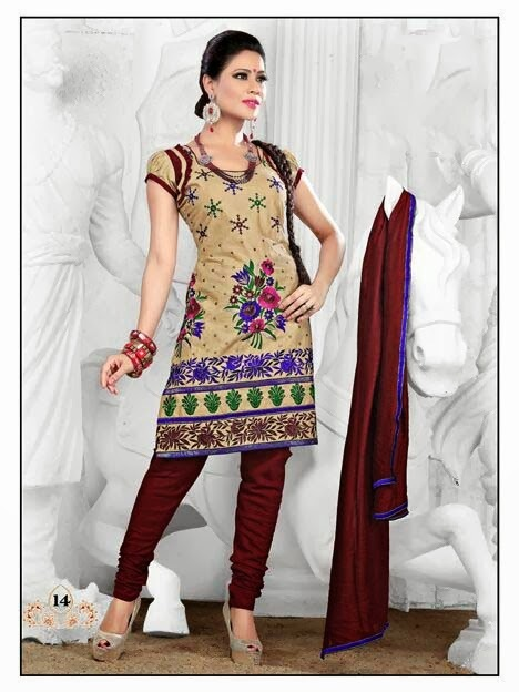 Designer Indian Salwar Suits