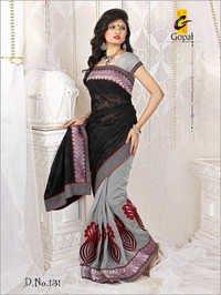 Evening Party Wear Saree