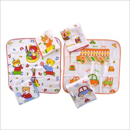 Baby Napkins (6 Pcs Pack)(Mm 1457)