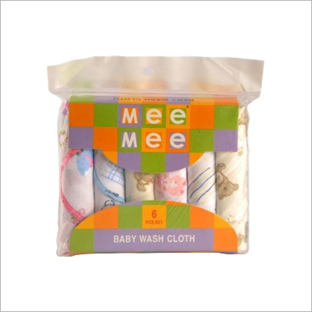 Baby Napkins (6 Pcs Pack)(Mm 2707)