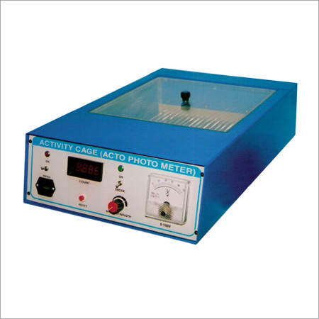 Actophotometer ( Activity Cage)