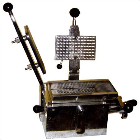 Capsule Filling Machine ( Manual )