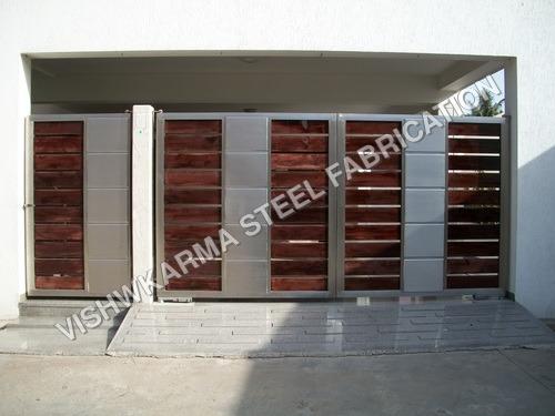 Custom Fabricated Gate