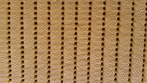 Yellow Acoustic Rubber Sheet