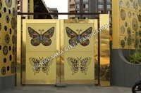 Fabrication Gate